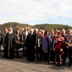 Die Delegierten der ACK-Südwest bei ihrer Herbstversammlung 2019 auf der Ebernburg.